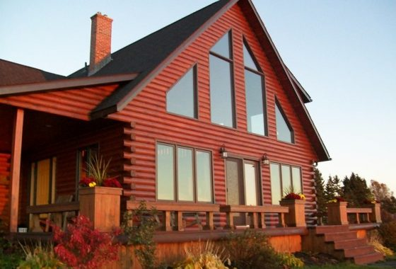 Log Homes For Sale In The Maritimes Canadian Log Home