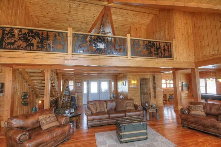 True North Log Home Canadian Log Home Sales Real